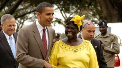 Wangari Maathai Green Belt Movement