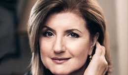 The Story Exchange, Arianna Huffington