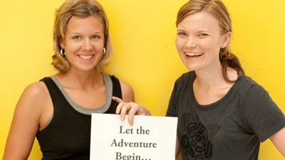 The Adventure Project Becky Straw and Jody Landers