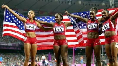2012 olympics US olympics