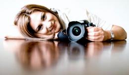 Monika Labbe, founder of CreativeM Photography, Inc.