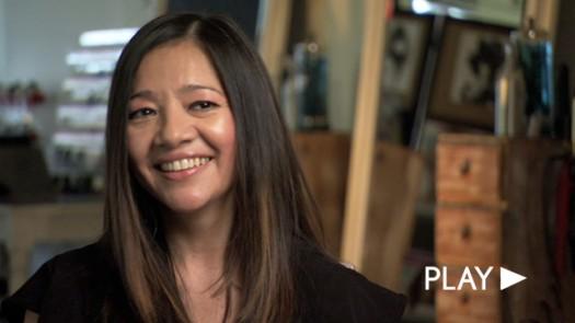 Ana Perez, founder of Kika Hair Design