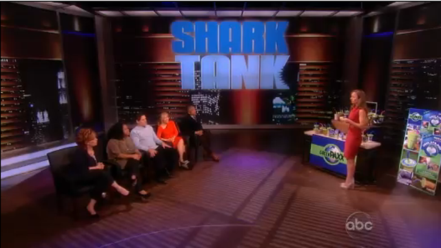 The Story Exchange - Cindy Slansky on Shark Tank, The View