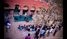 The Story Exchange, Music, Entertainment, India, Child, Poverty, Empowerment