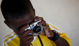 Babita Patel, View Finder Workshop, photography, The Story Exchange, nonprofit