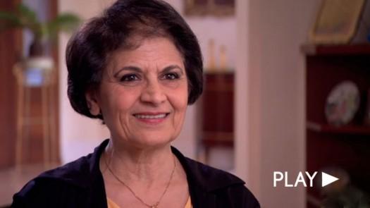 Refugee immigrant woman entrepreneur Nada Kiblawi, founder of NHK Consulting