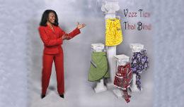 The Story Exchange, Velma Crawford, Veez Ties That Bind