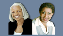 The Story Exchange, Dr. Garnett Newcombe and Kay Woods, CEO Real Talk