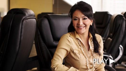 Nina Vaca, founder of Pinnacle Technical Resources