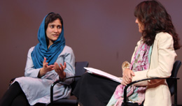 Shabana Basij-Rasikh SOLA, the School of Leadership in Afghanistan