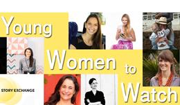 Young Women to Watch