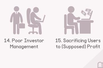 18 Startup Mistakes Every Entrepreneur Should Avoid