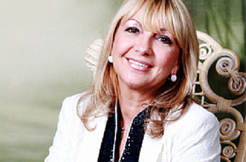 Helen Denise, founder of Hilin Life Products, Inc.