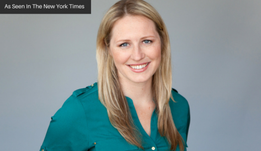 How Danae Ringelmann Came Up With Indiegogo