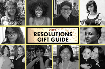 The Story Exchange's 2015 'Resolutions' Gift Guide!