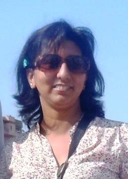 Sangeeta Taluja, founder of BeyondFrame