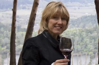 Delia Viader, founder of Viader Winery