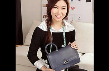 Parisa Wang, founder of ParisaNYC