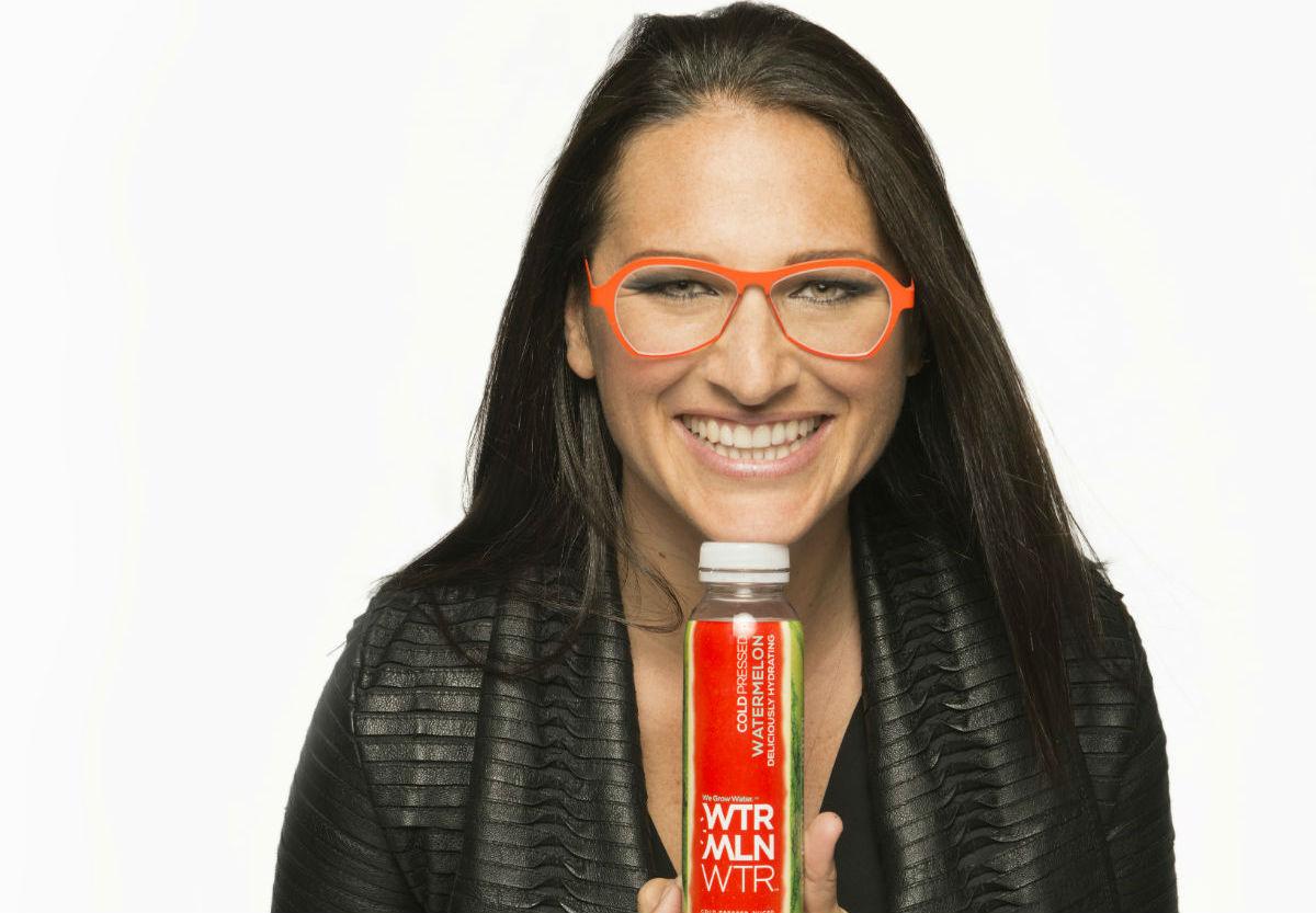 Jody Levy WTRMLN WTR watermelon water