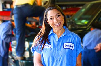 Audra Fordin Great Bear Auto Repair Women Auto Know car confidence