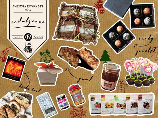 The Story Exchange's 2016 'Indulgences' Gift Guide