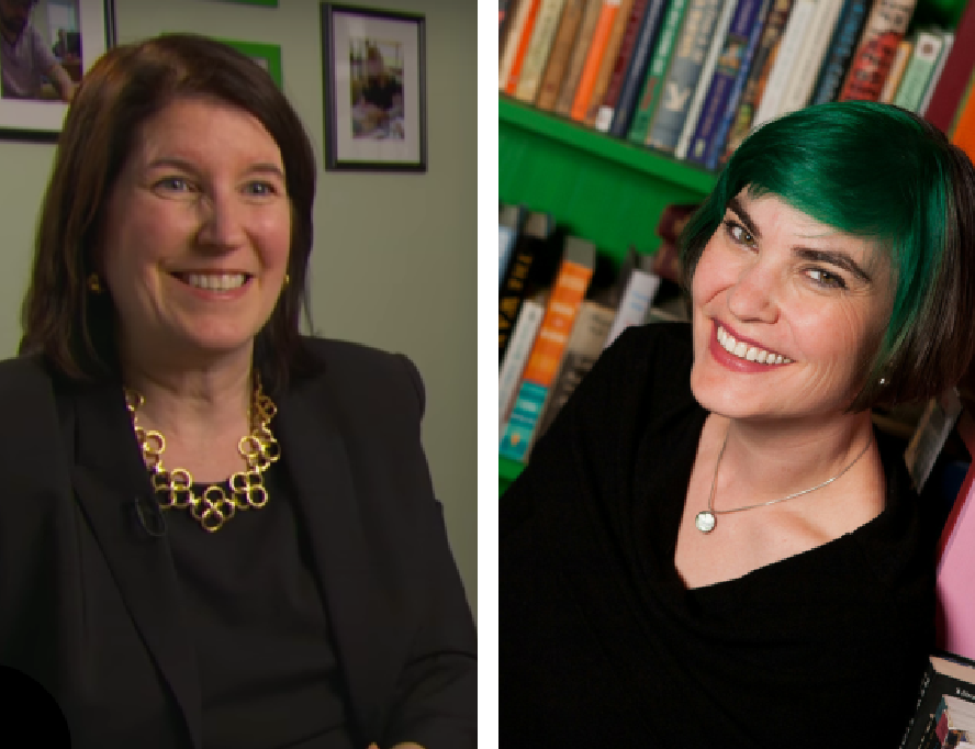 Meet Donna Peel and Stacy Ratner