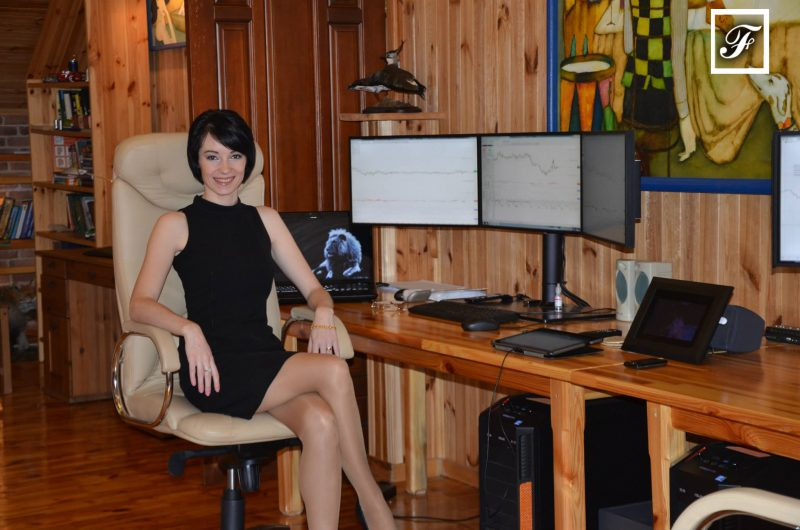 Inna Rosputnia: Investing & Wealth Management