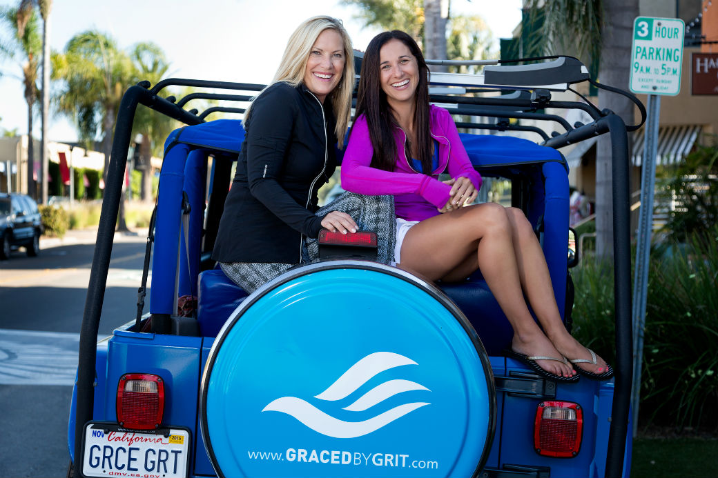 Kimberly Caccavo Kate Nowlan GRACEDBYGRIT