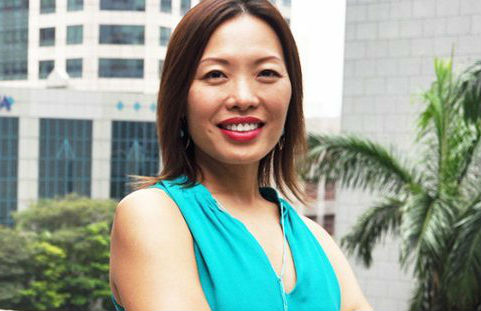 Anna Gong, CEO of Perx