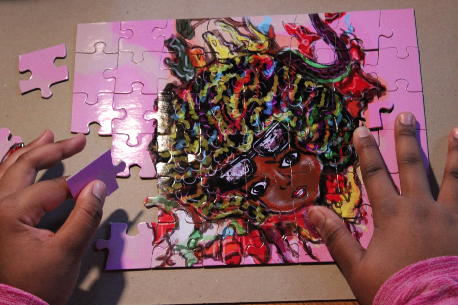 Beverly Nance Puzzlebilities