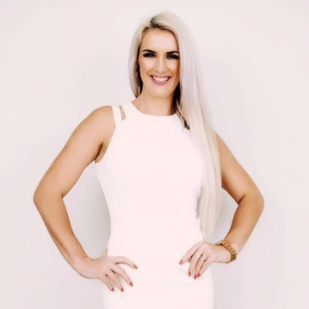 Erna Basson, founder of Erabella Beauty