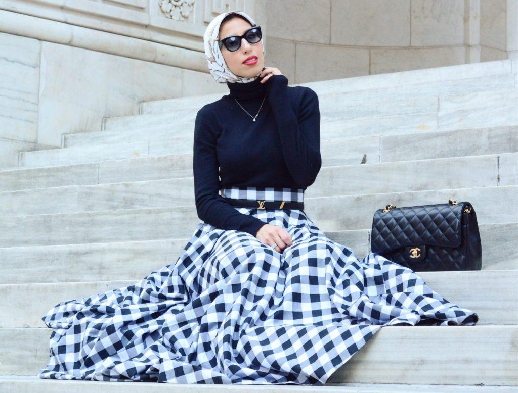 Hijab Fashion Business Faith