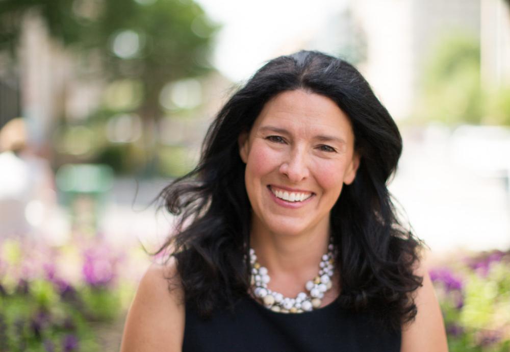Running Start Founder Susannah Wellford