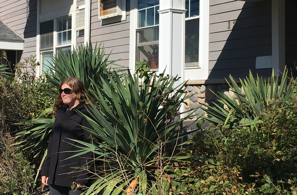 Jennifer Bolstad, landscape architect and founder of Local Office Landscape and Urban Design, helps coastal communities cope with rising sea levels