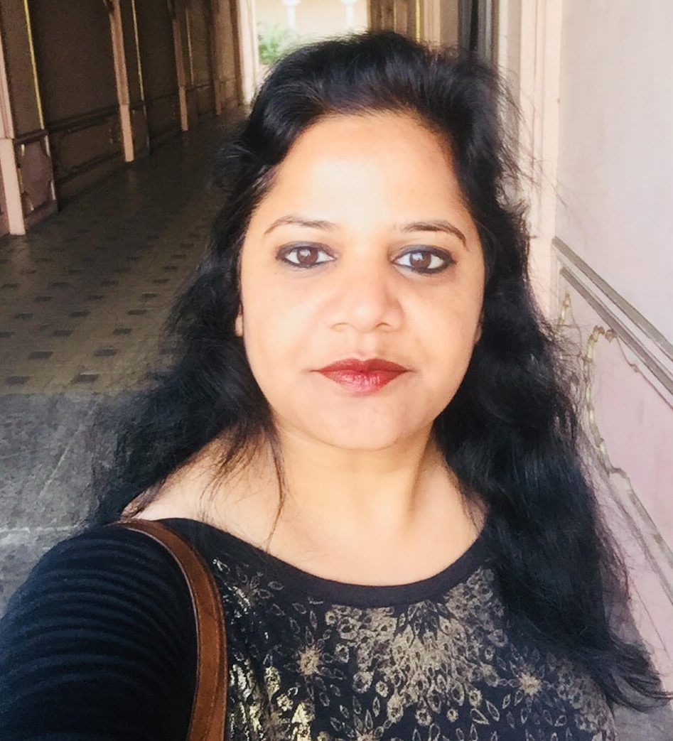 Monika Yadav, founder of Dream Handicrafts
