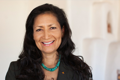 Debra Haaland, candidate for Congress from New Mexico