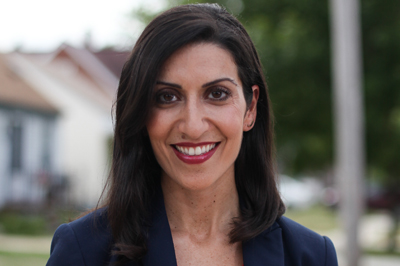 Fayrouz Saad, candidate for Congress from Michigan
