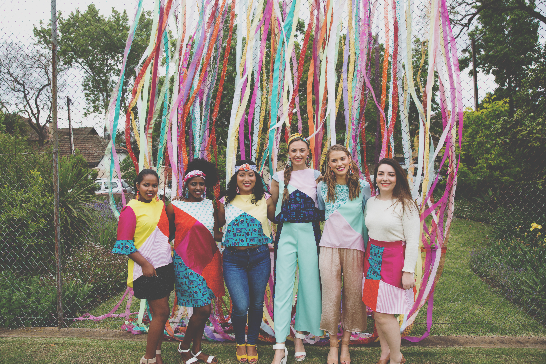 Lauren Bonnet, founder of From Found, a not-for-profit ethical fashion social enterprise