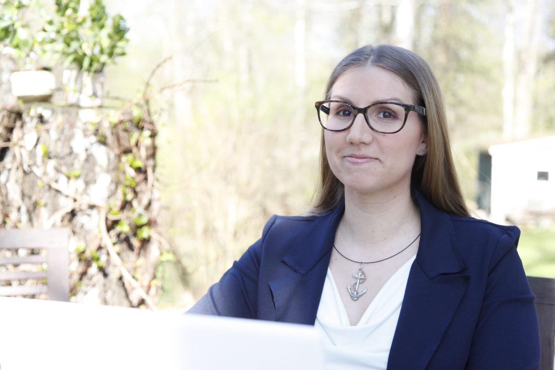 Alessia Pandolfi, tech strategist and online business strategist