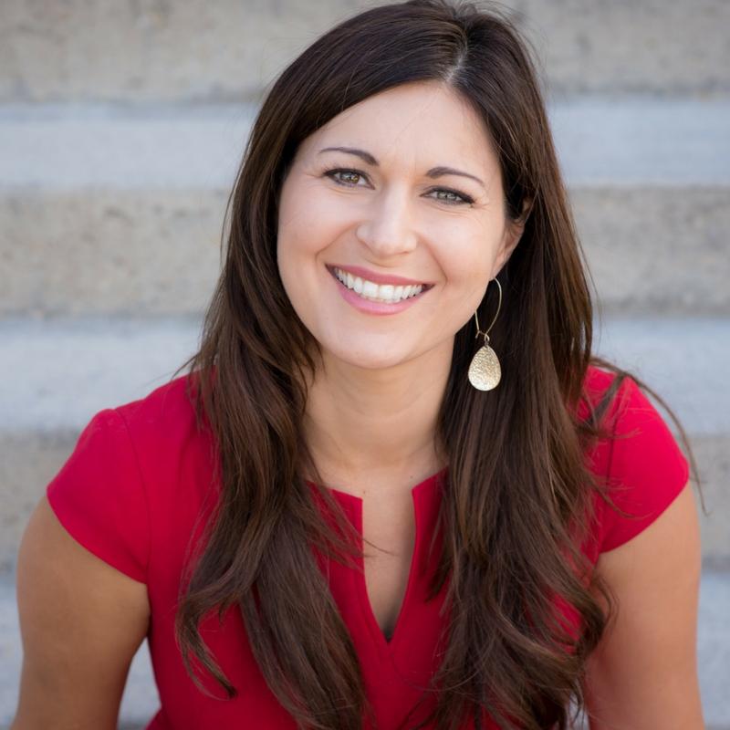 Kim Orlesky, entrepreneur and sales coach