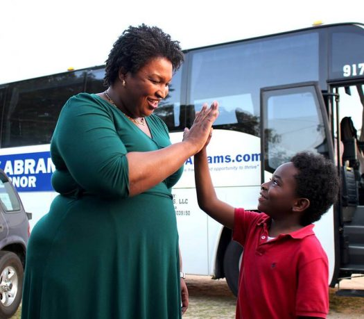 Candidate for Georgia governor, Stacey Abrams