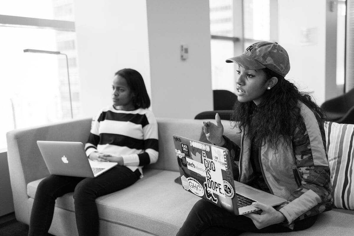 The National Urban League's Digital Equality Index reveals tech's diversity problem. Black women entrepreneurs pay the biggest price. (Credit: #WOCinTech Chat)