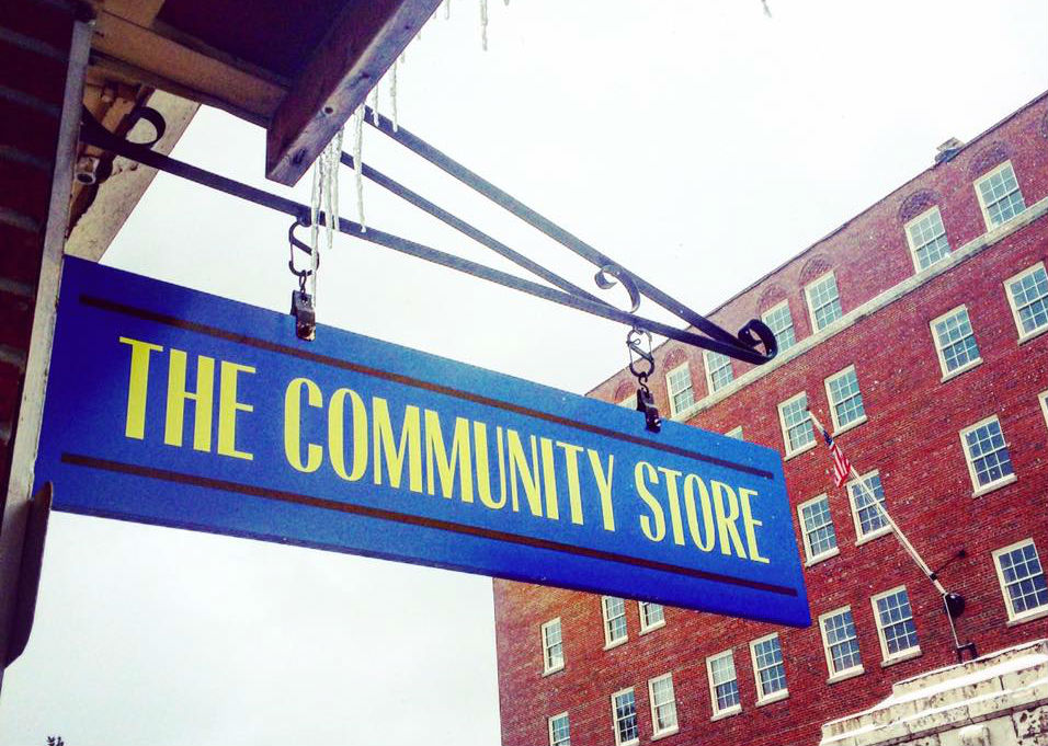 The Community Store in Saranac Lake is hosting an equity crowdfunding campaign to launch an e-commerce site. (Credit: The Community Store Facebook page)