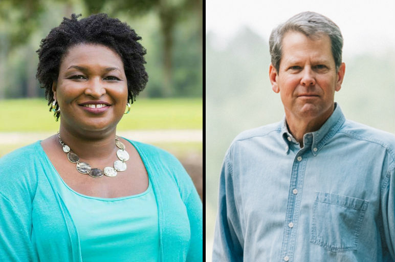 Stacey Abrams finally has an opponent. The landslide winner of the July 24 Republican runoff was Trump-style conservative Brian Kemp.