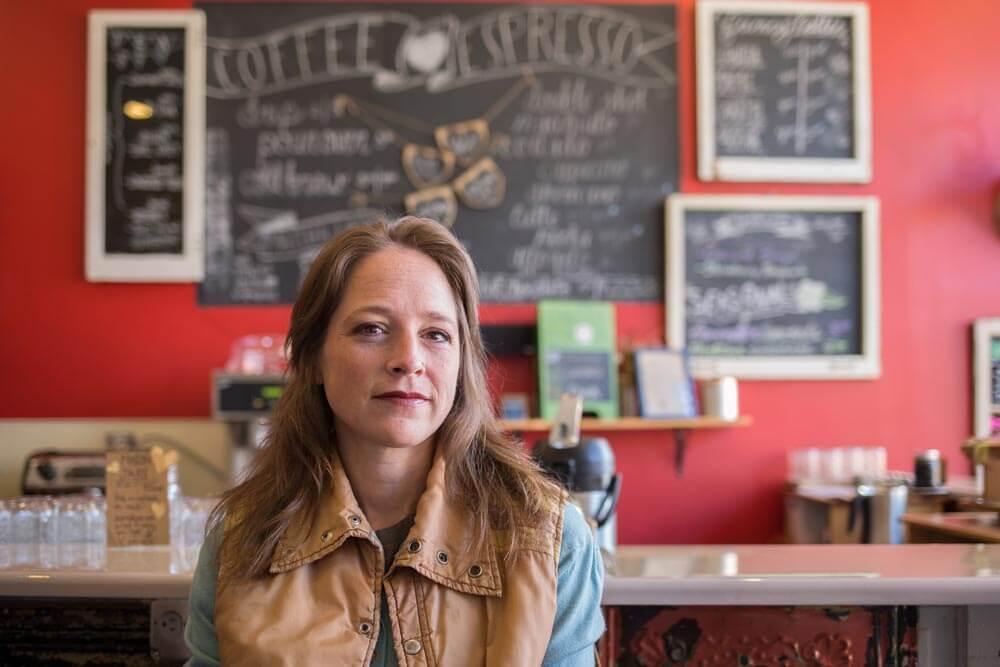 Sarah Walsh Caffe D'Amore Coffee Company