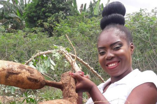 Rita Robert Otu of Beau Haven Farms is helping rural women grow and sell vitamin A-rich cassava -- and changing their lives in the process.