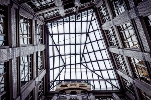 What is the glass ceiling? (Credit: Patrick Baum on Unsplash)