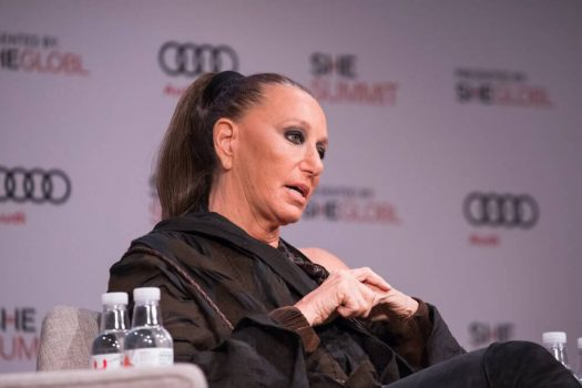 Interview with Donna Karan, Urban Zen founder and fashion business legend