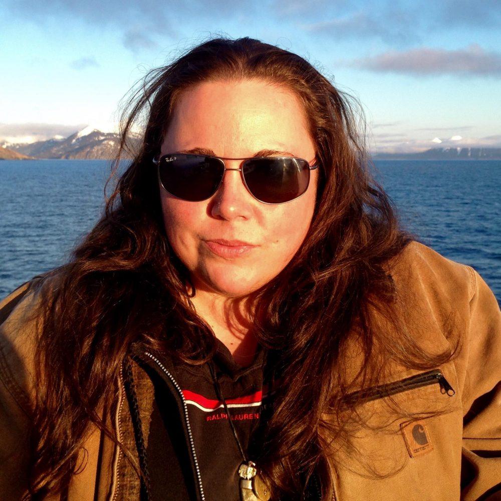 Jill Davis Alaska Woman