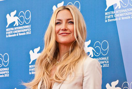 Kate Hudson, actress and entrepreneur, sparked a conversation on breastfeeding in the workplace through an Instagram post. Working moms could relate to her work/life balance struggle. (Credit: Wikimedia Commons)